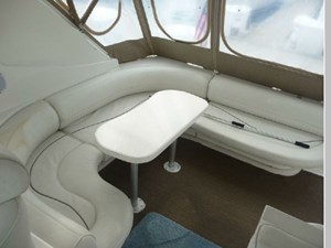 Cockpit Seating W/ table