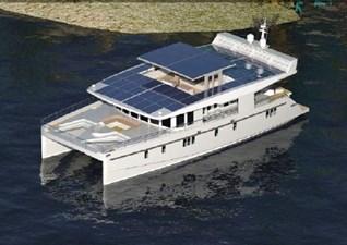 Serenity 74 Solar Catamaran 266494