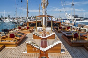 Dona Francisca 5 Dona Francisca 2014 CUSTOM Schooner Schooner Yacht MLS #266512 5