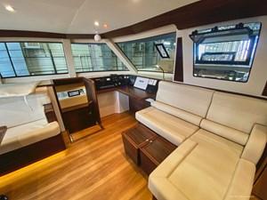 HH Catamarans OC50 11 OC50 Salon looking Port Side