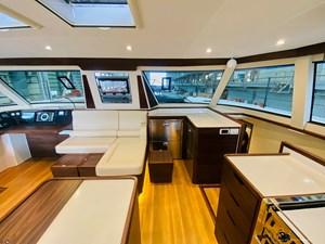 HH Catamarans OC50 12 OC50 Salon Facing looking  Forward