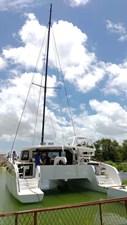 HH Catamarans OC50 9 OC50 in test pool