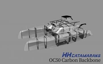 HH Catamarans OC50 6 OC50 carbon