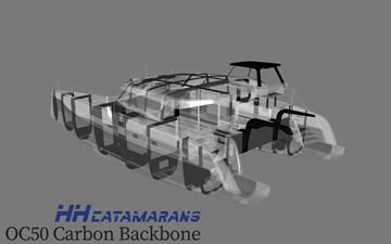 HH Catamarans OC50 7 OC50 carbon1