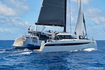 HH50 Carbon Fiber Performance Cruising Catamaran