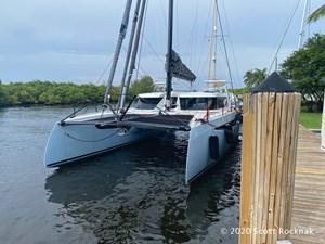 HH50 at dock