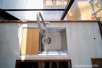 HH50 Galley Sink