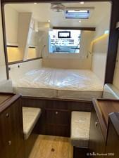 HH50 Master Cabin Berth