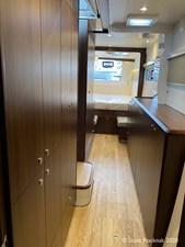 HH50 Master Cabin lockers