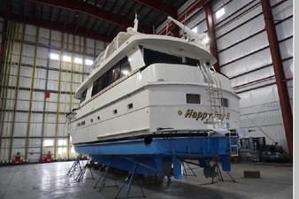 1988 Hatteras 65 Motor Yacht 80 81