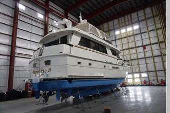 1988 Hatteras 65 Motor Yacht 81 82
