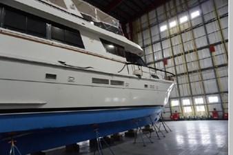 1988 Hatteras 65 Motor Yacht 82 83