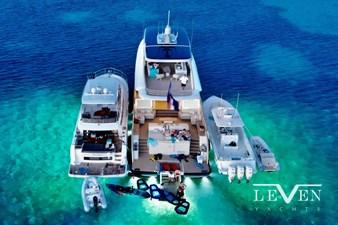 LeVen 90 LV01 2 LeVen 90 LV01 2020 LEVEN 90 Flybridge Motor Yacht Yacht MLS #266547 2