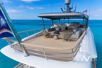 LeVen 90 LV01 5 LeVen 90 LV01 2020 LEVEN 90 Flybridge Motor Yacht Yacht MLS #266547 5