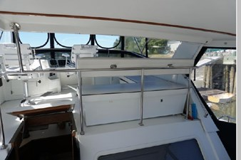 1991 Tollycraft 44 Cockpit Motor Yacht 14 15