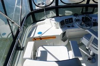 1991 Tollycraft 44 Cockpit Motor Yacht 16 17