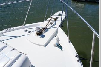 1991 Tollycraft 44 Cockpit Motor Yacht 42 43