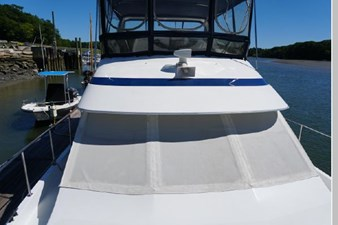 1991 Tollycraft 44 Cockpit Motor Yacht 43 44