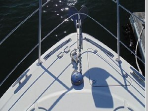 2004 Carver 420 Mariner 4 5