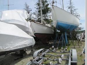 1985 Cape Dory 36 1 2