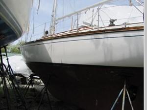 1985 Cape Dory 36 3 4