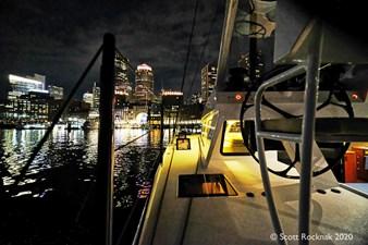 HH Catamarans HH55 5 Evening contrast
