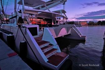 HH Catamarans HH55 4 Step Aboard!