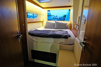 Starboard Master Aft Cabin view 2