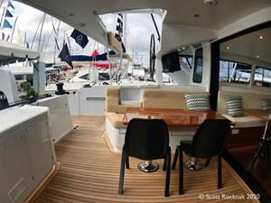 Cockpit port side