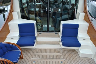 BIG DECISION 20 Aft Deck with Sliding Doors
