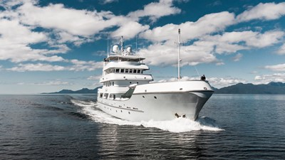 141' Expedition Yacht Marcato