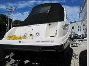 2007 Sea Ray 290 Sundancer 1 2