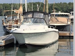 1999 Mako 233 Walkaround 266602