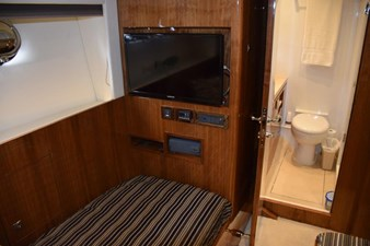 Guest stateroom looking aft - TV
