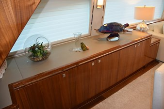 Starboard Dining and Bar cabinet