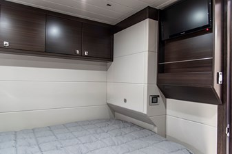Stbd guest cabin looking inboard