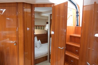 Single Twin Cabin