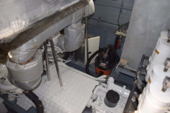 Engine Room to Port
