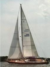 1982 Gulfstar 60 3 4
