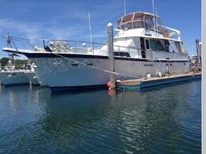 1982 Hatteras 53 Motor Yacht 266655