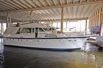 1982 Hatteras 53 Motor Yacht 9 10