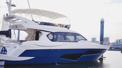 JING 65 by PUCCINI YACHTS 266686