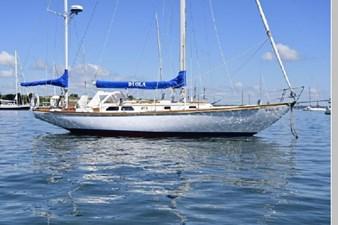1970 Hinckley Bermuda 40 266732