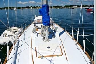 1970 Hinckley Bermuda 40 3 4