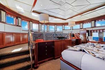 OCEAN CLUB 29 MASTER SUITE: OCEAN CLUB 164' 2009 TRINITY TRI-DECK MOTOR YACHT