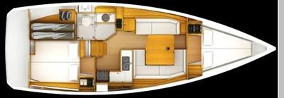 2020 Jeanneau Sun Odyssey 389 4 5