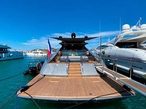 Palmer-Johnson-PJ120-Escape II-Motor Yacht-Exterior-Swim-Pltaform