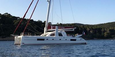 Catana 50 TIMAIOS Catamaran