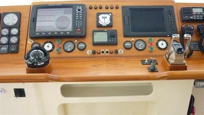 Helm Center Console