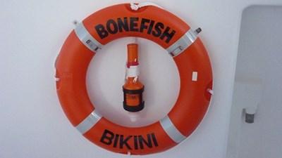 Bonefish Life Ring